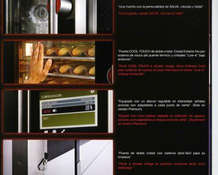 SALVA Kwik Co bake off 2x5 pl 40/60