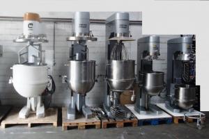 Industriële planeetmenger COLLETTE MPH 150 (Tweedehands)