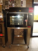 SALVA kwik-co : de bake-off oven bij uitstek