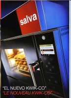 SALVA Kwik Co vbake off 9 platen