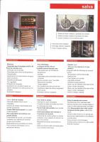 SALVA Labe Trans digitaal en electromech