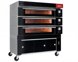 SALVA modular electrische vloer oven ! beste in zijn soort !