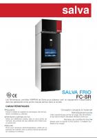SALVA remrijskast vr 1 kar 60/80 of 2 karren 40/60  - Nieuw model