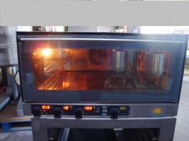 UNOX Bake off oven 3 pl 40/60 (Tweedehands)