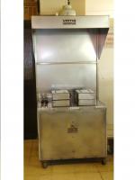 Electrische WAFELOVEN 2 ijzers van 4 wafels (Tweedehands)