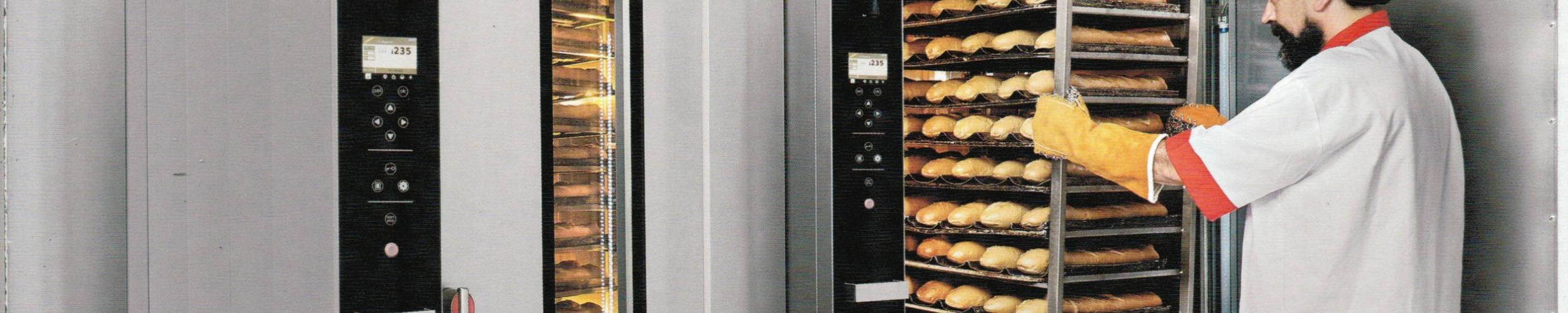 Rotatieovens en ovens vaste kar