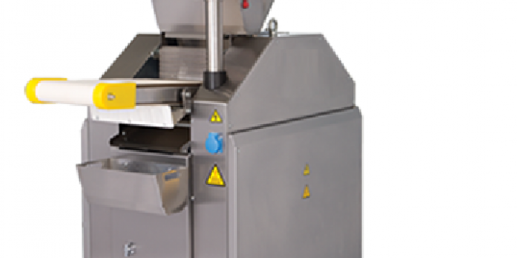 Deegafmeetmachine VEMA type DIVIMATIC