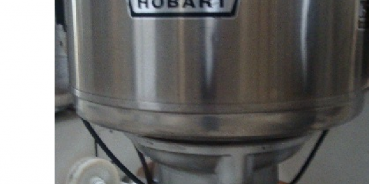 Groentenzwierder HOBART inox  (Tweedehands)