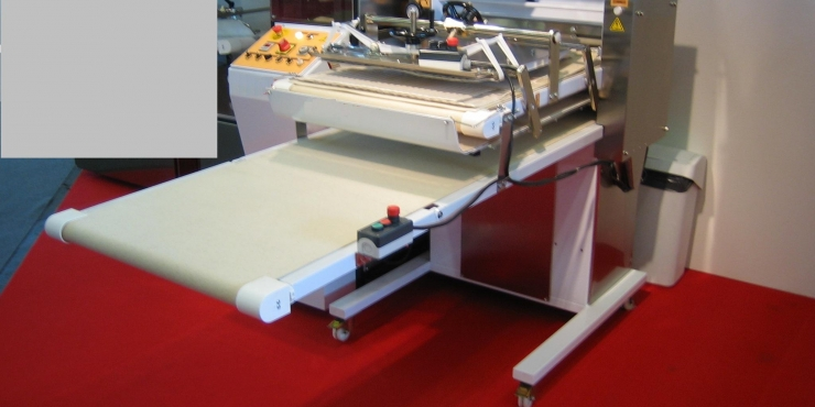 VEMA ROLLER langsteekmachine
