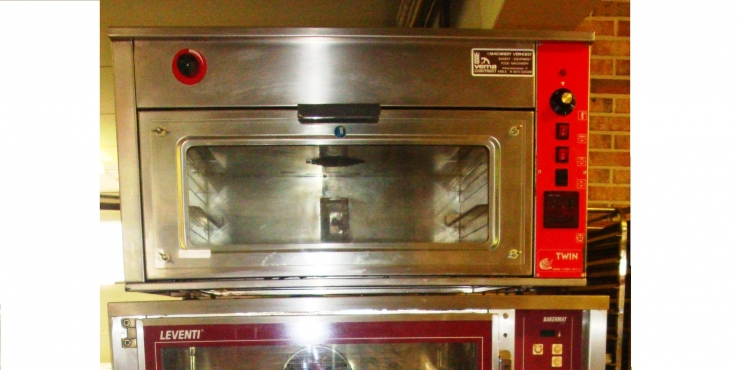 TWIN bake off oven 2 pl 40/60 (Tweedehands)