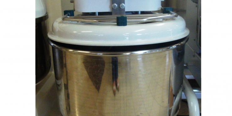 Spiraalkneder VEMA MIXER 40 à 45 kg deeg