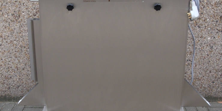 Promotie: PLAATKUISMACHINE VR PLATEN met 2,3 of 4 boorden