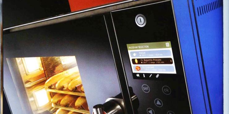 Promotie: SALVA Kwik co bake off oven ! enorm energiebesparend