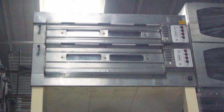 SALVA MODULAR Elektrisch ouder model 2x6 pl 40/60+ onderstel (Tweedehands)