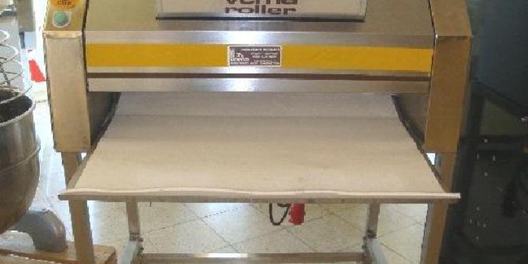 Stokbroodmachine VEMA ROLLER inox