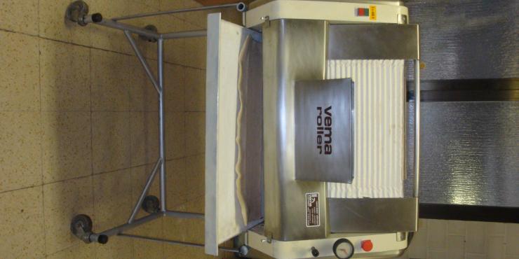 Stokbroodmachine VEMA ROLLER 3 rollen  (Tweedehands)