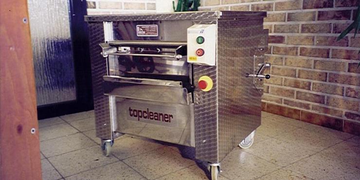Plaatkuismachine TOPCLEANER