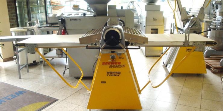 uitroltafel Seewer Rondo 60x115 cm (Tweedehands)