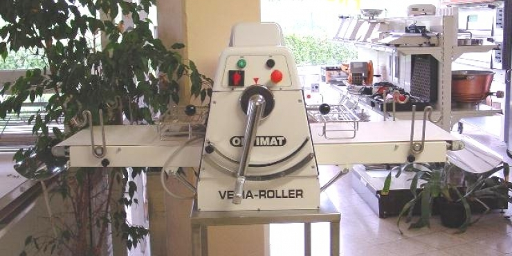 Uitroltafel VEMA ROLLER tafelmodel