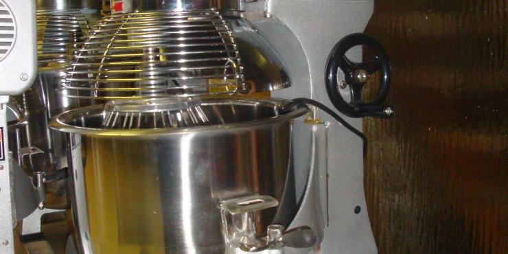 VEMA MIXER BM20 klopper mengelaar 20L